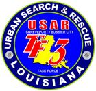 Urban Search and Rescue Task Force Logo