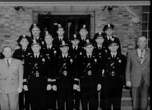 Old BCPD Photo