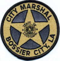 City Marshal Seal