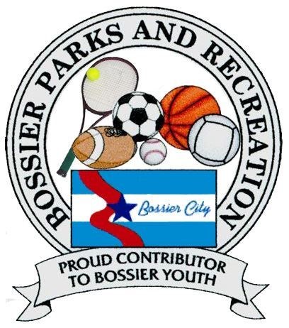 Bossier Parks and Rec Logo