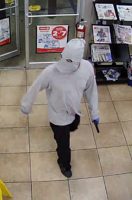 Armed Robbery Suspect Pic 2