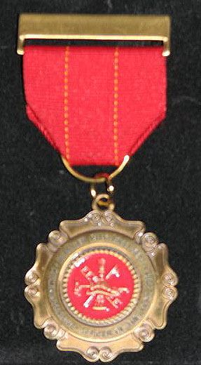 Out Standing Offier of The Year Medal