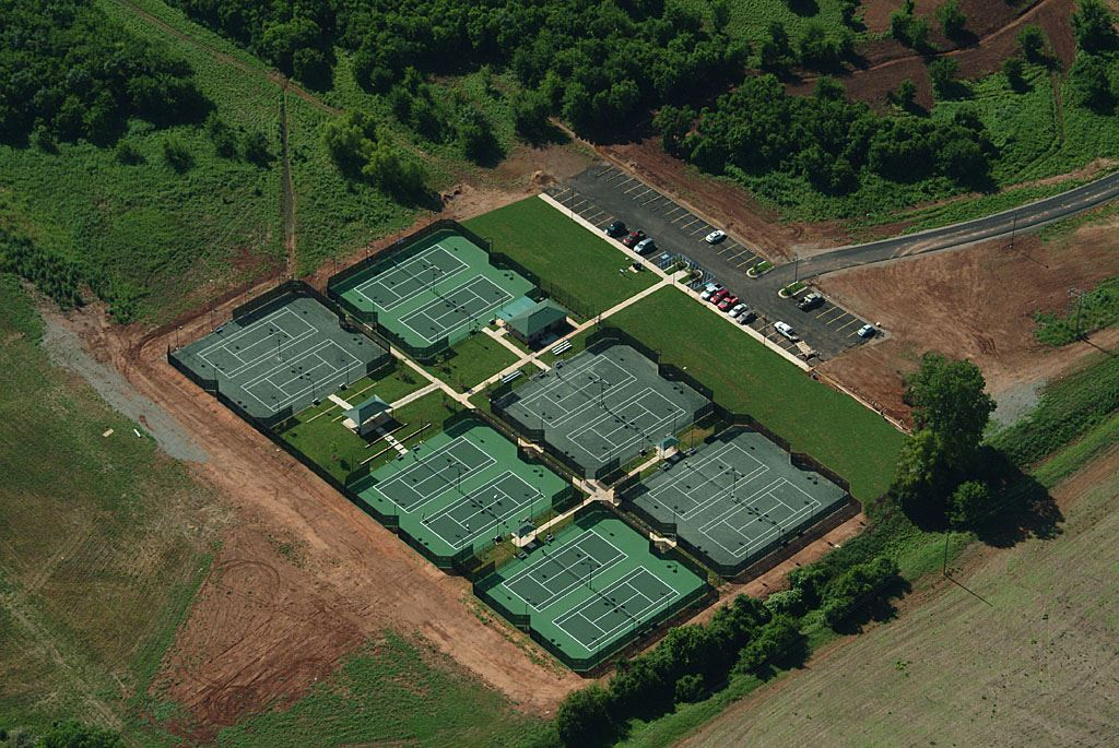 North Bossier Tennis Center - May 2007